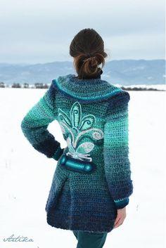 Frozen by Artika - SAShE.sk - Handmade Svetre/Pulóvre | For inspiration only