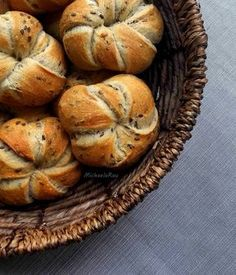 Pan Bread, Bagel, Bread Recipes, Food And Drink, Baking, Breads, Diet, Kitchens, Bakken