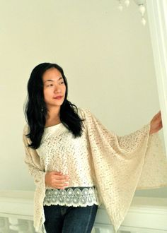 The DIY 1 Hour Butterfly Kaftan Blouse - several other interesting tutorials as well. Lots of pics in this tutorial. Nice!