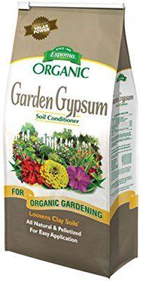 Amazon Com Espoma Gg6 Garden Gypsum Fertilizer 6 Pound Gypsum
