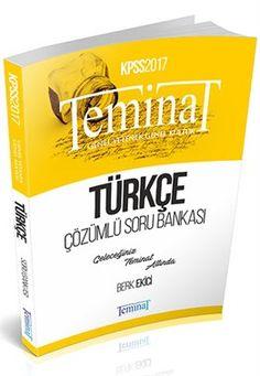 2017 KPSS Teminat Türkçe Çözümlü Soru Bankası Teminat Yayıncılık