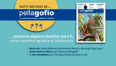 Campaña de micromecenazgo en favor de PELLAGOFIO