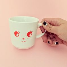 Cutie Baby Porcelain Mug