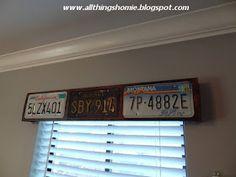 All Things Homie: Carter's Vintage Chevy Nursery Reveal!