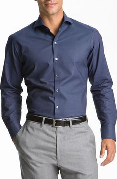 Zachary Prell 'Lopez' Slim Fit Sport Shirt