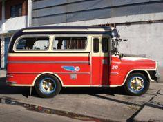 Vintage Vans, Vintage Trucks, Old Trucks, Chevy Trucks, Fire Trucks, Old School Bus, School Buses, Vintage Travel Trailers, Vintage Campers