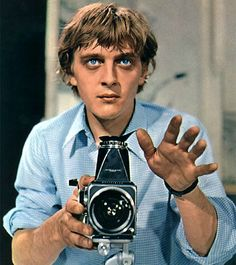 David Hemmings in Blow Up