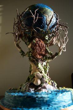 Madre+Natura+-+Cake+by+Eleonora+Massari