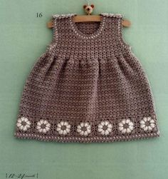 Dresses 18 to 24 months and Their free charts!