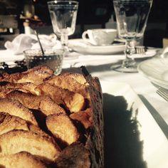La Saracina -  apple & cinnamon bread