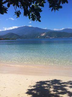 """Este sábado nuestro """"Destino Venezuela"""" es Isla Larga- Puerto Cabello, Estado Carabobo. A disfrutar de esta excelete playa de las costas carabobeñas \0/"""