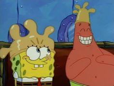 Eindelijk! De SpongeBob Pulpfiction mashup waarop jij hebt zitten wachten is daar!
