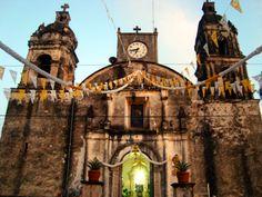 Church, Tepoztlan, Morelos, Mexico