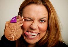 Adorable! Natalie Coughlin 4x100-meter freestyle