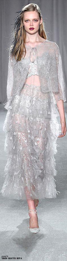 Marchesa Spring/Summer 2014 New York Fashion Week