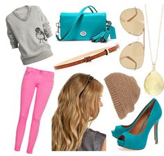 """Cute Yet Casual"" by sahara-xox ❤ liked on Polyvore"