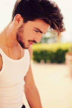 Men haircut ❤