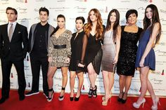 The Kardashian family is widely known in reality television and considered one of the world's most famous families.  The Kardashian's support North American Pop Culture.  They are seen in magazines, television shows and events.  This family assists in setting the rules and norms in North American culture due to their status within society. Other cultures might view this family as odd or inappropriate (Grigoriadis, 2015).