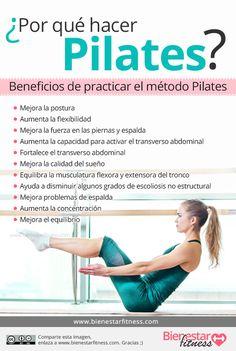 Cardio Pilates, Pilates Reformer Exercises, Pilates Mat, Joseph Pilates, Gym Workout Tips, 30 Day Workout Challenge, 30 Day Fitness, Fitness Tips, Pilates Reformer Beneficios
