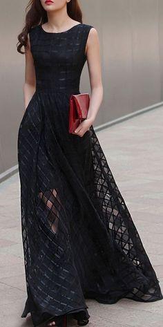 Длинные платья для невысоких часть 1 / Ваш стиль / ВТОРАЯ УЛИЦА