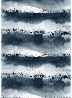 Luovi-pellava (t.harmaa, harmaa)  Kankaat, Pellavat   Marimekko