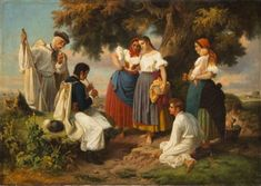 The Birth of the Folk Song - Hungarian National Gallery The Cloisters, Special Events, Discovery, Birth, Folk, Apps, Songs, Gallery, Artwork