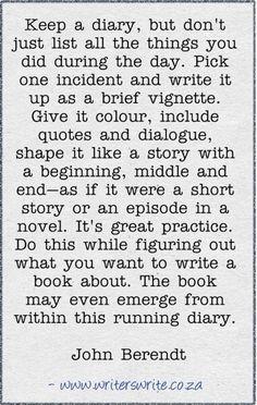 Journaling for writing inspiration Writing Advice, Writing Help, Writing Skills, Writing A Book, Writing Prompts, Diary Writing, Writing Practice, Writing Ideas, Writing Journals