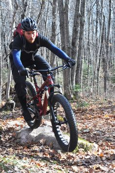 DEVELOPING BUCKSAW: THE STORY BEHIND OUR FULL-SUSPENSION FATBIKE