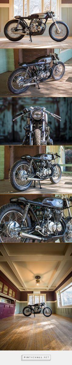 '75 Honda CB400F - Kott Motorcycles - Pipeburn.com - created via https://pinthemall.net