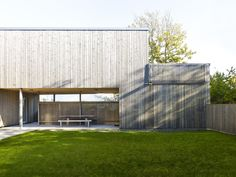 Wood House,© elStudio