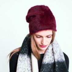 Women's beanie Art Of Polo Cotton Beanie, Knit Beanie, Beanie Hats, Women's Hats, Caps For Women, Knitted Hats, Winter Hats, Polo, Lovers