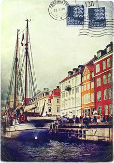 Postcard from Copenhagen