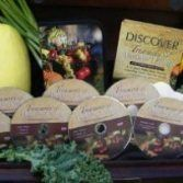 Designed Healthy Living, Taste and See That the Lord is Good! - DVD Individual Study/Review DVD Package  $89.95  Perfect for individual study or review of your favorite topics.  On a tight budget? This basic set of DVDs will make any small group study or family unit study possible.     As good as the spaghetti squash looks in the picture it is not part of this package.