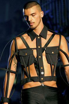 Jean Paul Gaultier - Spring 2013 Ready-to-Wear - Look 140 of 145