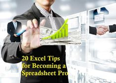 Work Faster in Microsoft Excel: 10 Secret Tricks - Advanced Excel Tips & Tricks