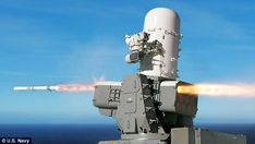 For the first time, the U. Navy successfully fired a tactical missile from a SeaRAM launcher on an Independence variant littoral combat ship. Us Navy, Military Archives, Cruise Missile, Home Defense, Military Weapons, Military Force, United States Navy, Navy Ships, Military Equipment