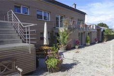 Luxueus appartement voor 12 personen in het centrum van Butgenbach