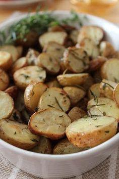 Elmalı Turta: Fırında Taze Patates