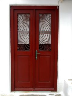 Red Door, Mykonos Town, Mykonos, Greece  2011 / by Marny Perry