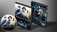 Mundo Das Trevas - Capa | VITRINE - Galeria De Capas - Designer Covers Custom | Capas & Labels Customizados