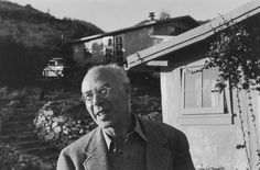 At his home in By Photographer Henri Cartier-Bresson. Henri Cartier Bresson, Magnum Photos, Candid Photography, Street Photography, Dream Pictures, Henry Miller, French Photographers, 35mm Film, Big Sur