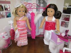 American Girl Dress Boutique | TheRoomMom