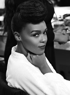 jennifer lewis natural hair | Janelle Monae.) Singer and Covergirl
