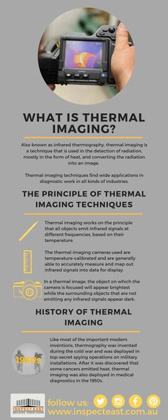 As research into the thermal imaging techniques continue, human beings will in the future be equipped with the capability to get even clearer and more refined images of their surroundings beyond what is discernible with the normal cameras or even the naked eye.
