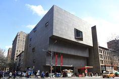 New York S, New York City, Closer, Multi Story Building, Mid Century, Street View, Meet, Doors, Architecture