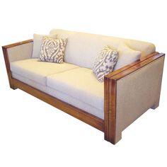 1stdibs.com | Art Deco Sofa
