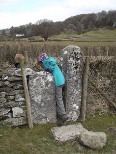 traditional squeeze stile