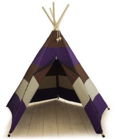 I want to make a tipi for my boys