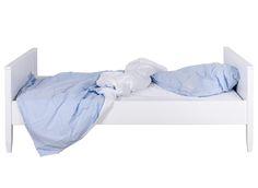 Kinderbett mit gerader Seite