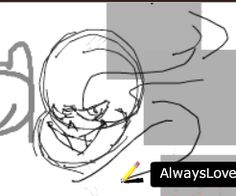I found this on doodle too it is sans